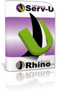 Rhinosoft Serv U Servidor FTP - software para montar un servidor FTP profesional