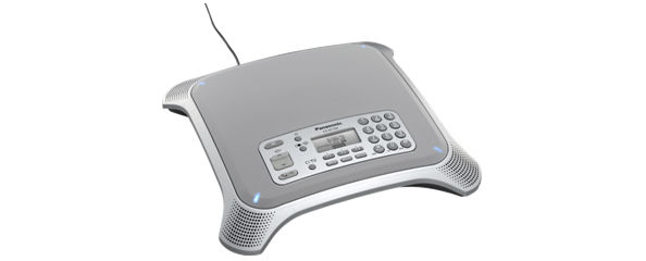 Telefono Panasonic IP NT700 - para realizar multiconferencias por IP con voz. Instalación, venta, servicio tecnico y mantenimiento de centralistas Panasonic