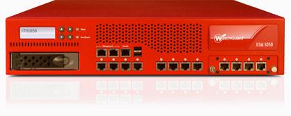 WatchGuard® XTM 10 Series El appliance de seguridad WatchGuard XTM 1050 es el primer miembro de la nueva línea de XTM con un rendimiento apto para gran cuenta. Entre las características del XTM 1050 se encuentra un throughput sorprendentemente elevado así como numerosas opciones de conectividad, además de funcionalidades de red como clustering, alta disponibilidad (activo/activo), soporte para VLAN, balaceo de carga en multi-WAN y seguridad VoIP mejorada. Por otro lado, cuenta con la inspección de HTTPS tanto entrante como saliente. Finalmente, es importante notar la granularidad en cuanto a configuración: podremos activar o desactivar componentes y servicios a voluntad para así cumplir con los requisitos de seguridad en nuestra red.